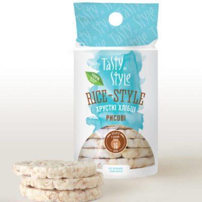 Рисовые хлебцы RICE-STYLE
