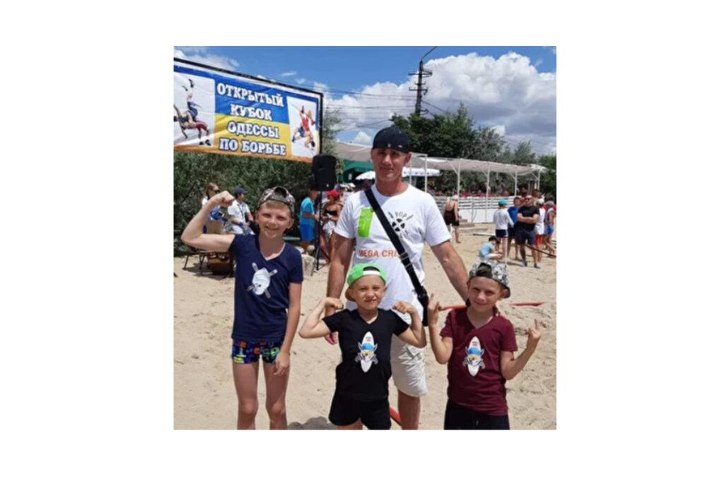 Tasty Style поддержала детские спортивные сборы по пляжной борьбе